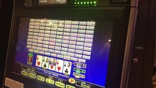 Video Poker Harrah's New Orleans