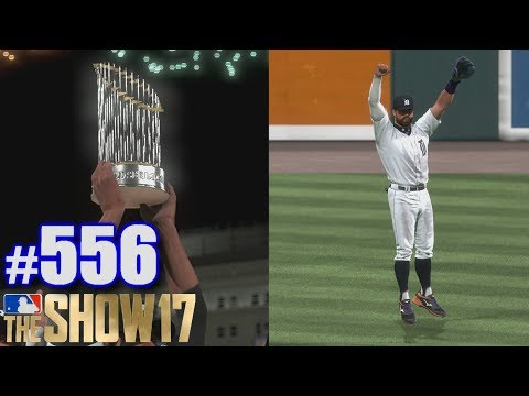 13 WORLD SERIES RINGS! | MLB The Show 17 | Road to the Show #556