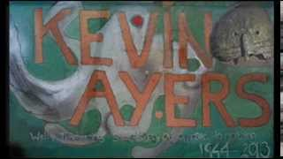 Ghost Train by Kevin Ayers. Live in concert at Rennes, France 1992. Recording © Roy Wood