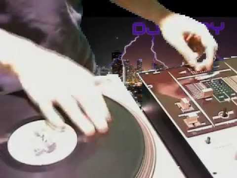 DJ 2SPY Freestyle Skratch  Just Skratch it ! Damn!
