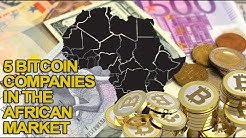 5 Places to Buy and Sell Bitcoin in Africa