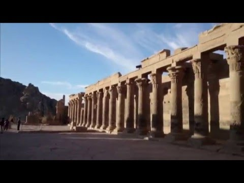 04From Aswan Dam to the Temple of Goddess Isis in Philae!
