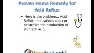acid reflux and back pain