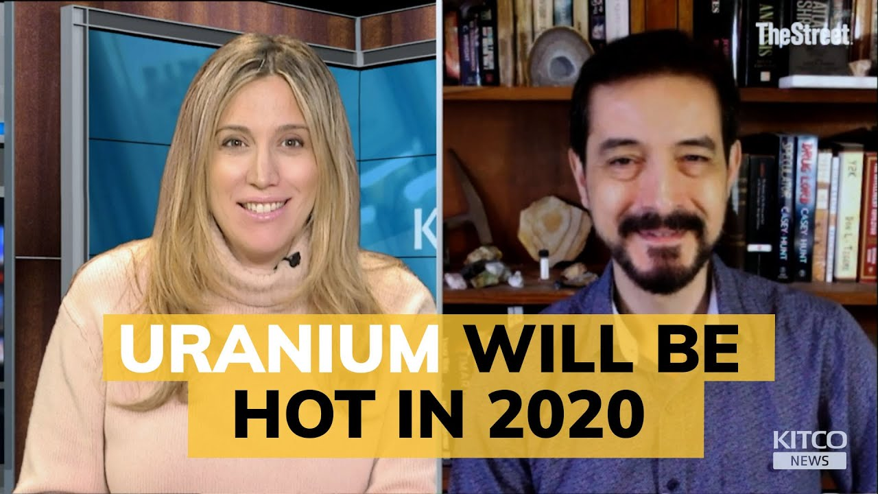 Uranium cannot be replaced and will be hot sector for 2020