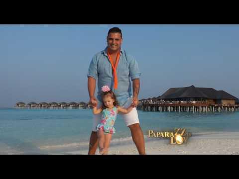 Ana Sevic i Darko Lazic na Maldivima