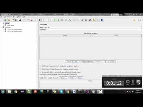 Mobile Application Performance Testing Using Jmeter