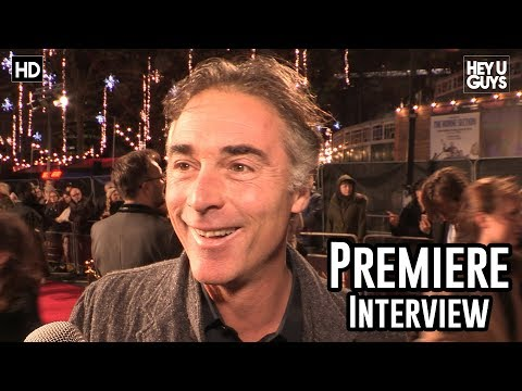 Greg Wise   The Crown Season 2 World Premiere Interview