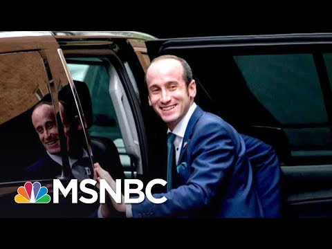 Meet Stephen Miller: The 32-Year-Old In The White House | All In | MSNBC