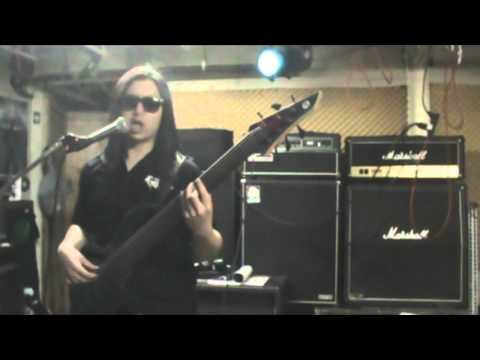 """Weekend - X Japan (fretless bass cover, 1990 live """"Chi to Bara"""" version)"""