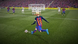 Fifa 17 top 20 insane curved free kick goals