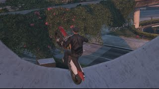GTA 5 #155 Sanchez Stunts