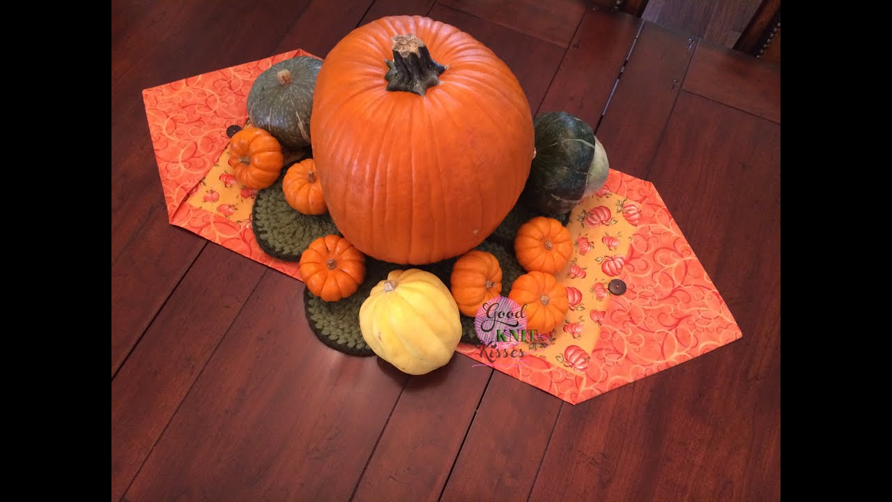 Make a 10-minute table runner | iowa living magazines.