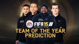 FIFA 15 Ultimate Team   Předpověď složení týmu roku – Rio Ferdinand, Barton, Walker, Akinfenwa