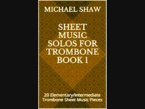 Easy Trombone Solo Fur Elise Youtube