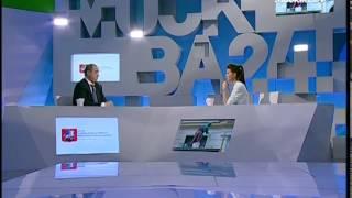 Москва-24. Артур Кескинов - о новой программе капремонта в Москве