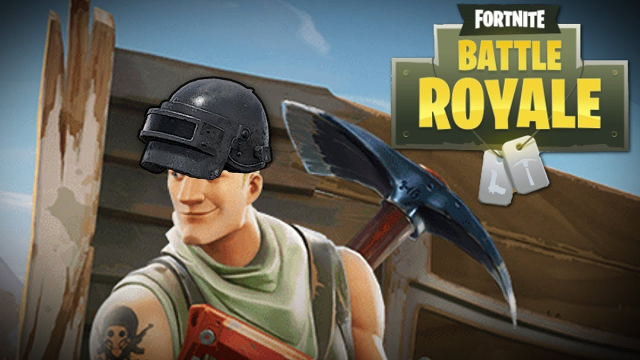 Pubg Vs Fortnite Vs H1z1 Which Battle Royale Is Right: WHAT ARE THEY THINKING? FORTNITE + PUBG = BATTLE ROYALE