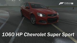 Extreme Power, No Handling - 2014 Chevrolet Super Sport (Forza Motorsport 7)
