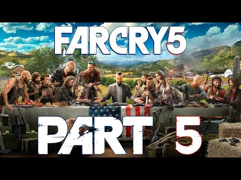 """Far Cry 5 - Let's Play - Part 5 - """"Holland Valley Level 3"""""""