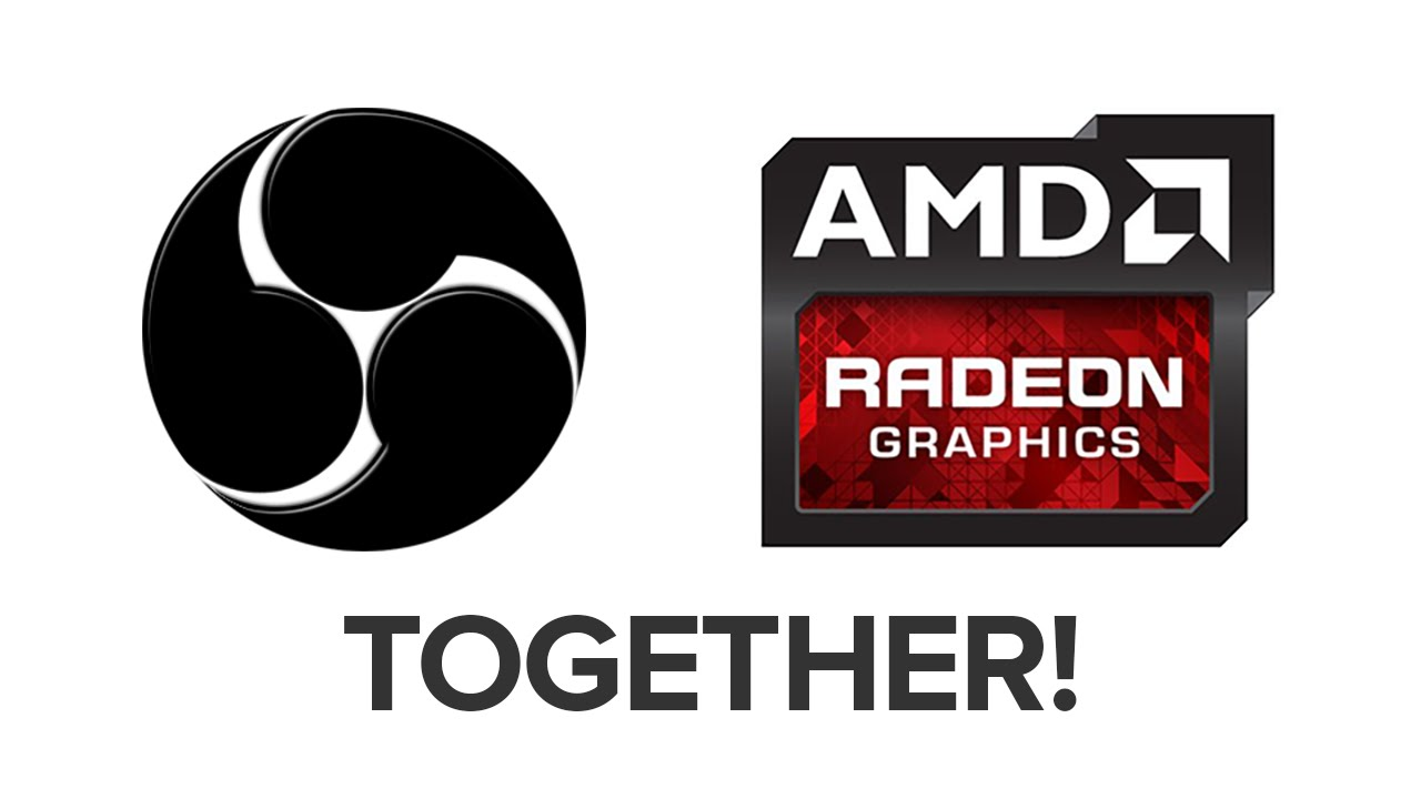 OBS with AMD GPU! - Tutorial