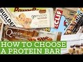 How To Choose A Protein Bar - Alyssia's Protein Bar Review - Which Protein Bar is Best?
