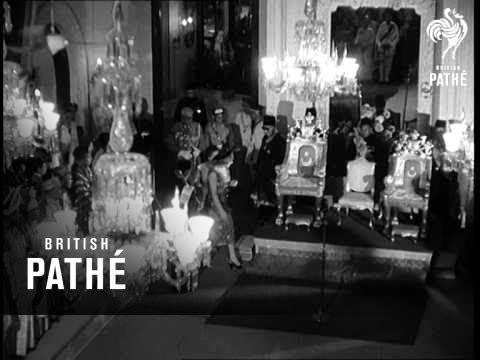 Johore - Sultan's Diamond Jubilee (1955)