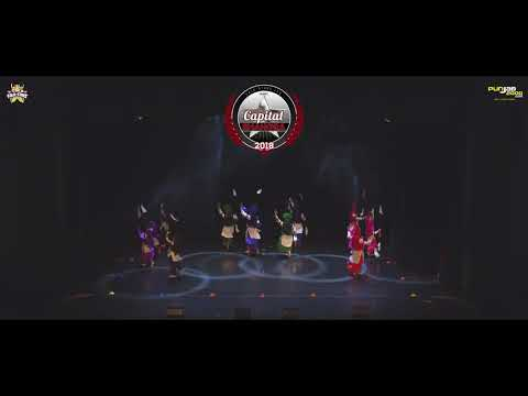 University College London (UCL)     CAPITAL BHANGRA 2018     OFFICIAL 4K VIDEO