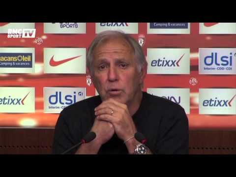 Football / Girard : Parle des rivaux du PSG - 23/09