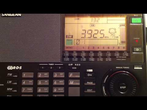 3925  RADIO NIKKEI 1 (Nemuro, 10kw)