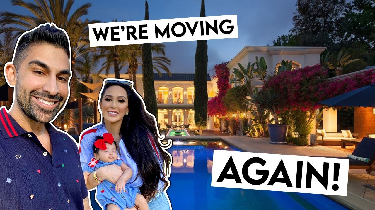 We're Moving!!! (Again) | Dhar and Laura