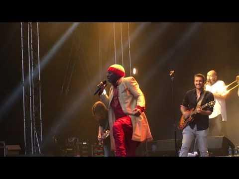 Peace in Liberia - Alpha Blondy - Bilbao BBK Legends 2017