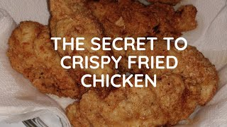 The secret to crispy fried chicken | 🐔 | Jessica Sunshine