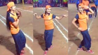 Panju Mittai Selai Katti Dance Performance | Latest Trending Girl Dance Whatsapp Status Viral Video