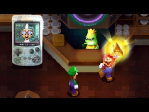Mario & Luigi: Superstar Saga - How To Get Great Force & Mush Badges A & AA!
