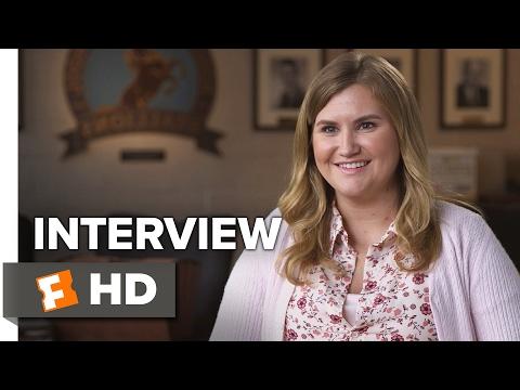 Fist Fight Interview - Jillian Bell (2017) - Comedy