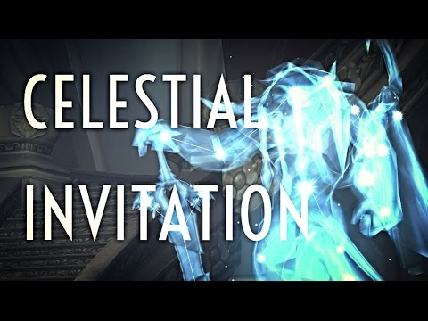 wow guide celestial invitation algalon the observer youtube