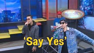 'ป๊อก - เป้ Double P' แท็คทีมอวดซิงเกิ้ลใหม่สุดเซ็กซี่ 'Say Yes'