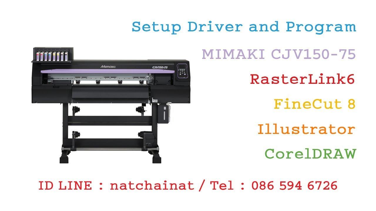 download driver mimaki cg-60sl windows 7