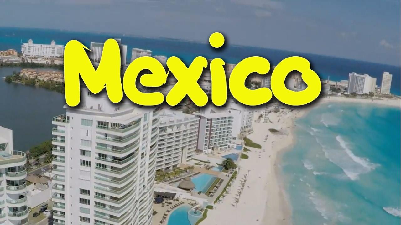 Опасный туризм в Мексике - крокодилы