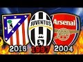 10 Great Teams Who NEVER Won The Champions League!