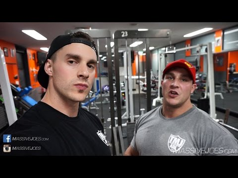 BACK To The Muscle Factory | MassiveJoes Melbourne RAW VLOG 21 June 2016 | MassiveJoes.com