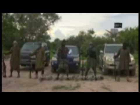 November 2014 Breaking News Boko Haram says christian schoolgirls converted to ISLAM married off