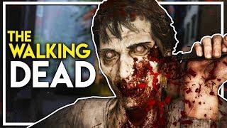 The Walking Dead Game Establishing Base Bandits Overkill S The Walking Dead Gameplay Part 1