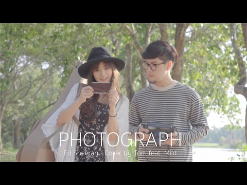 Photograph - Ed Sheeran [Cover by Tom Room39 ft. Mild]