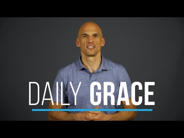The Gift of Intercession - Daily Grace 975