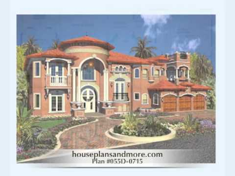 Two Master Suites Video   House Plans and More   YouTube