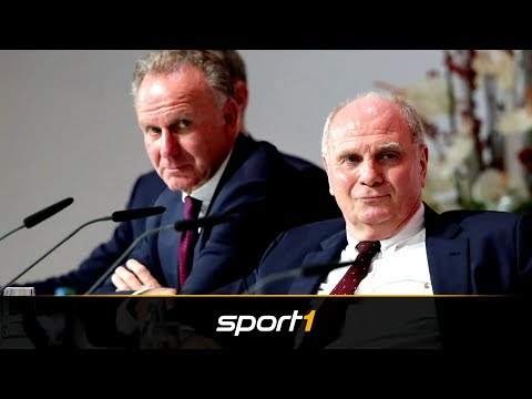 Bayern-Duo verlängert: So festigen Hoeneß und Rummenigge ihre Macht | SPORT1