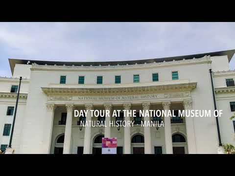 The One With The National Museum of Natural History Manila