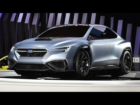 The Next Subaru WRX Arrives in 2020, May Use Alternative Power Plants