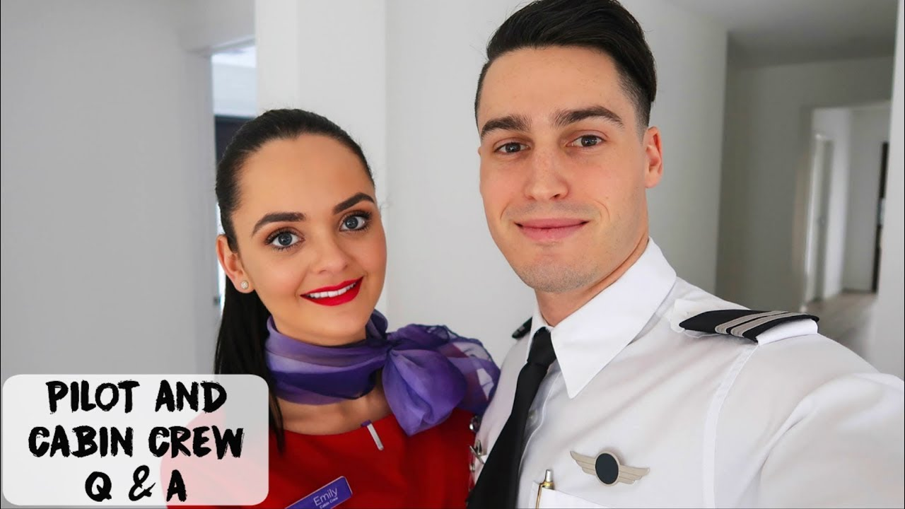 Pilot stewardess dating dating een 17-jarige en wordt 18