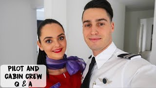 PILOT AND CABIN CREW Q&A